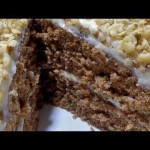 Awesome Carrot Cake recipe