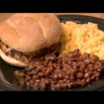 Baked Black Beans recipe