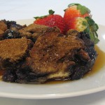 Baked French Toast with Berries recipe