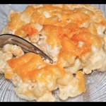 Baked Three Cheese Egg Casserole recipe