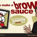 Basic Espagnole Sauce with Variations (Brown Sauce) recipe