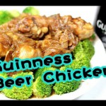 Beer-Basted Asian Chicken recipe