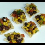 Black Bean Appetizer recipe
