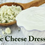 Blue Cheese Caesar Dressing recipe