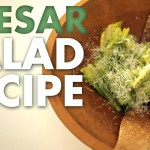 Blue Cheese Caesar Salad recipe