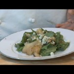 Blue Cheese Spinach Salad recipe