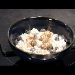 Blueberry Cottage Cheese Salad recipe