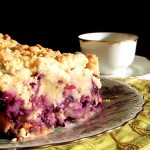Blueberry Crumb Cake recipe