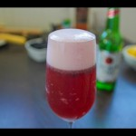 Blueberry Pie Mocktail recipe