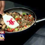 Bread Stuffing with Bacon, Apples and Caramelized Onions recipe