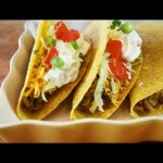 Brown Rice Breakfast Tacos recipe
