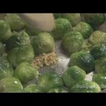 Brussels Sprouts with Hot Orange Sauce recipe