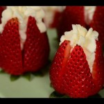 Burnt Strawberry Cream recipe