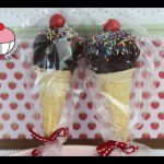 "Cake and Ice Cream ""Pops"" recipe"