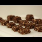 California Chocolate & Fruit Bars recipe