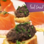 California Lamb Canapes recipe