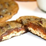 Candy Bar Cookies recipe