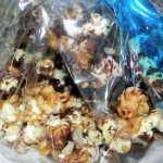 Caramel Corn Crunch recipe