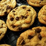Carob Chip Cookies recipe