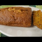Carrot Raisin Nut Loaf Cakes recipe