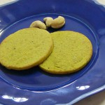 Cashew-Butter Cookies recipe