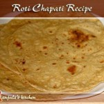 Chapatis recipe