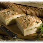 Cheese-and-Herb Stuffed Focaccia recipe