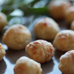 Cheese and Olive Balls recipe