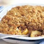 Cheese Crumble Apple Pie recipe