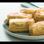 Cheesy Apple Strudel Slices recipe