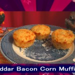 Cheesy Cheddar Muffins recipe
