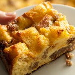 Cheesy Holiday Breakfast Bake recipe
