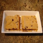 Cherry Almond Toffee Bars recipe