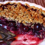 Cherry Brunch Pie recipe