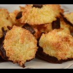 Chewy Chocolate Coconut Cookies recipe
