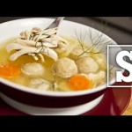 Chicken and Noodles with Dumplings Soup recipe
