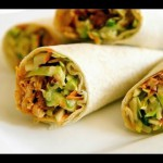 Chicken-Avocado Sandwich Wrap recipe