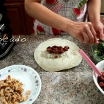 Chicken Burritos recipe