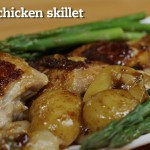 Chicken Pepper Skillet recipe