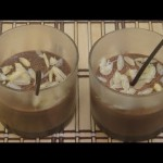 Chocolate Almond Mousse recipe