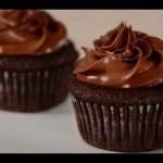 Chocolate Banana Cupcakes recipe