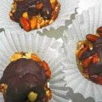 Chocolate Butter Pecans recipe