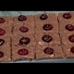 Chocolate Cherry Fudge recipe