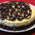 Chocolate Chip Cheesecake recipe