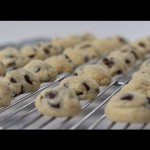 Chocolate Chip Cookie Bites recipe