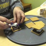 Chocolate Chip Cookie Sleds recipe