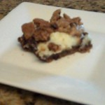 Chocolate Chip Dessert Bars recipe