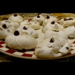 Chocolate Chip Divinity recipe