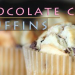 Chocolate Chip Quick Muffins recipe