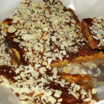 Chocolate Chip Toffee Diamonds recipe